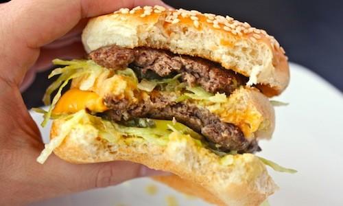 Guilty Pleasures: McDonald's Big Mac