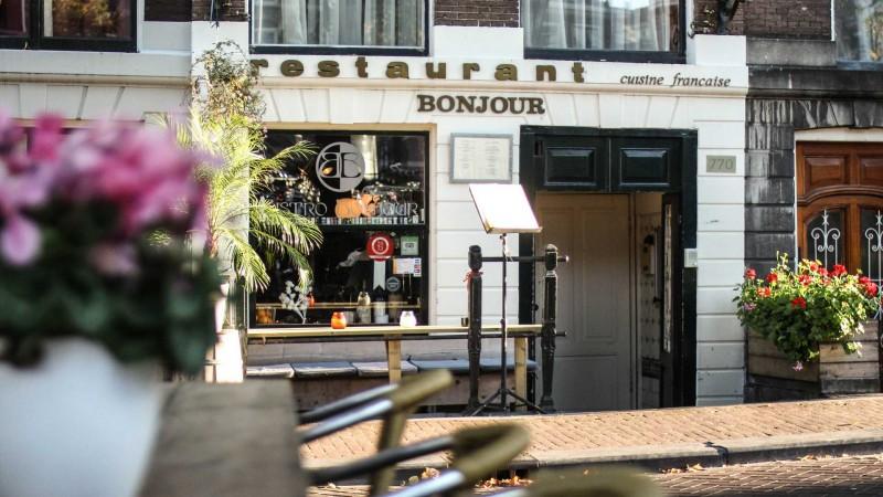 Bistro Bonjour: Frankrijk op de grachten